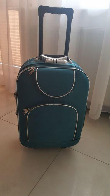 Walizka podróżna na kółkach średnia torba podróżna