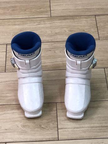 Buty narciarskie dziecięce (19 cm wkładka)