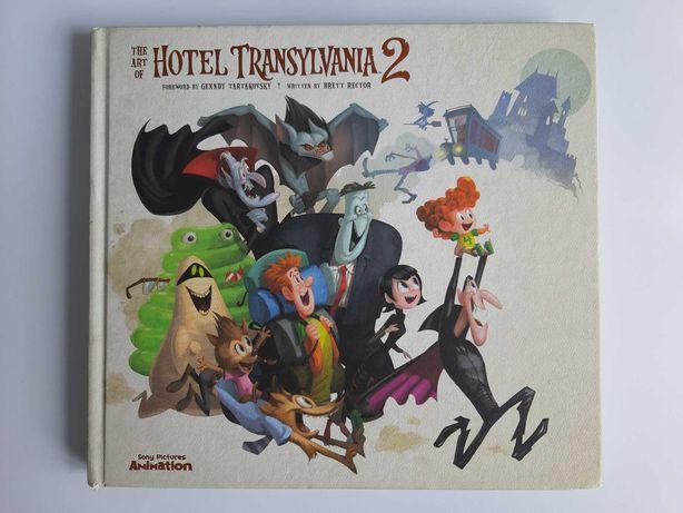 The Art of Hotel Transylvania 2 artbook książka album