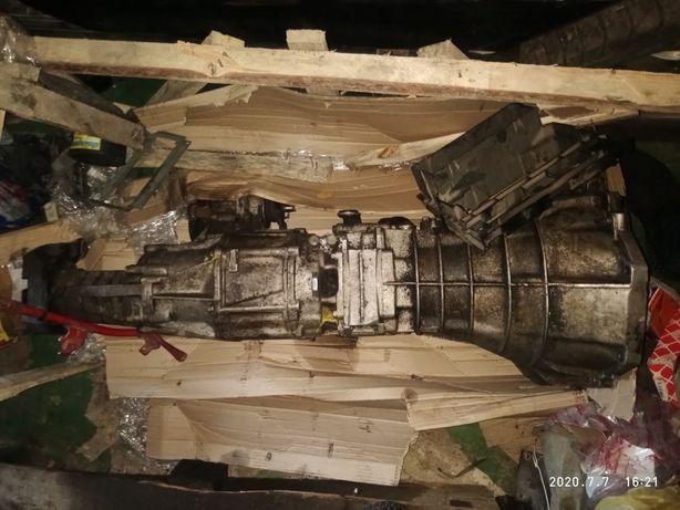 Механическая коробка 717.448 4matik w124 mercedes