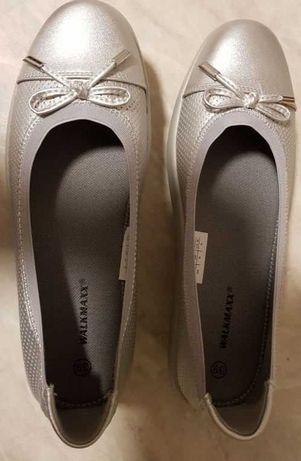 Детские  женские туфли балетки кроссовки WALKMAXX