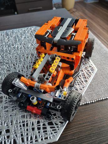 Lego Technics (corvette ,hot rod)