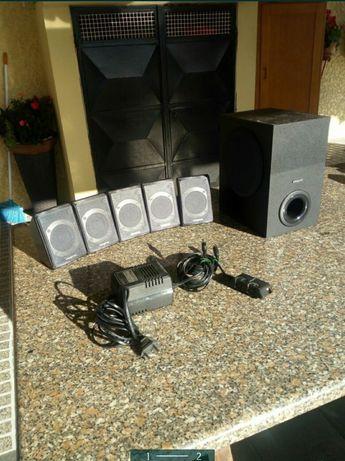 Sistema de som para pc