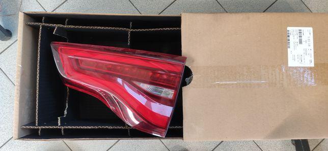 Bmw G01 x3. Блок задних фонарей на багажной двери П