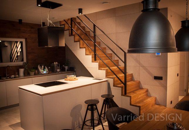 Barierka balustrada Śląsk na schody