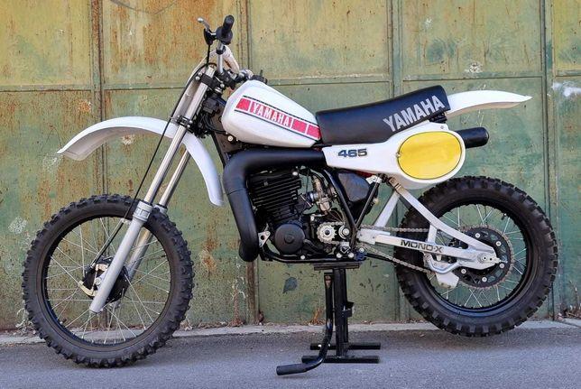 Yamaha YZ465 Imaculada