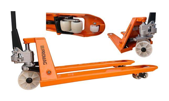 Wózek ręczny paletowy PALECIAK 2500kg 115cm PROMAG