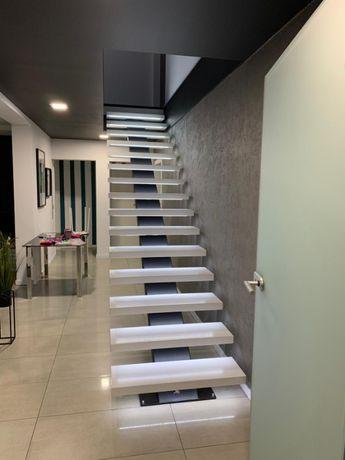 schody półkowe, metalowe, województwo opolskie, dolnośląskie