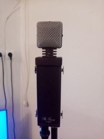 Винтажно-Ламповый Микрофон Violet Design Garnet