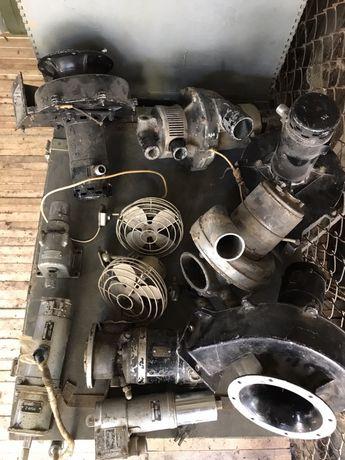 Двигатель электрический  24 ВТ