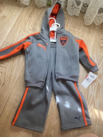 Продам новый детский спортивный костюм Puma
