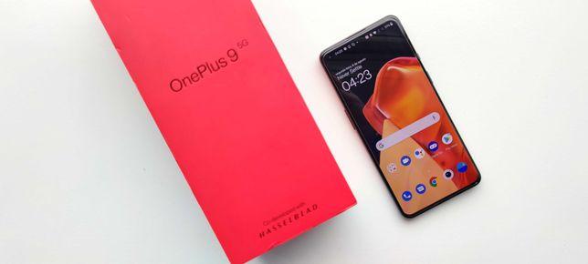 Oneplus 9 5G 8/128Gb Astral Black