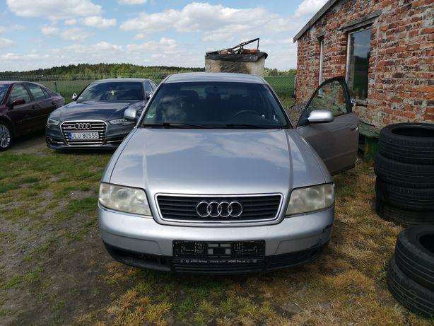 Audi a6 c5 2.5 tdi cała na części