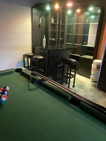 Bar Barek+hokery polecam