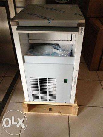Máquina Industrial gelo cubo 20kg NOVA