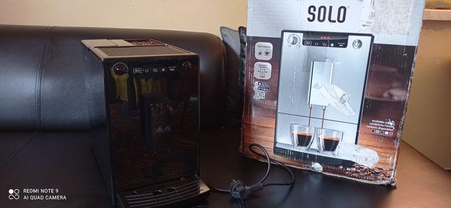 Automatyczny ekspres do kawy Melitta Solo Pure Black