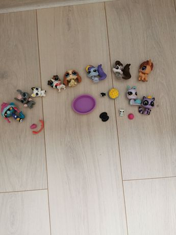 Figurki LPS Littlest Pet Shop