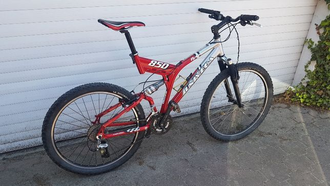 Rower Univega 850 XL Full XT Downhill Rock Shox Enduro