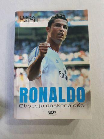 Książka Ronaldo obsesja doskonałości