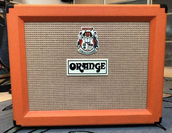 Orange rocker 30 combo + footswitch