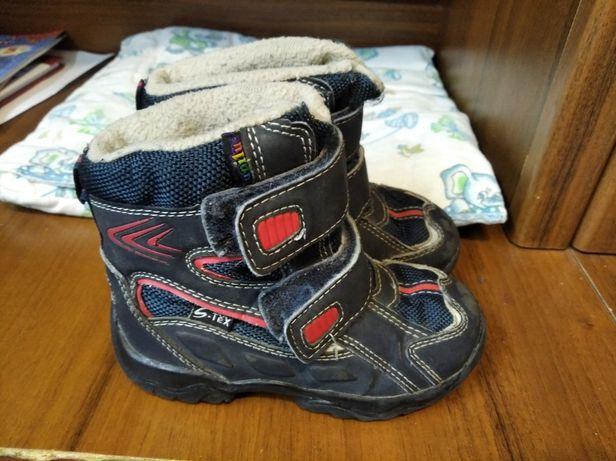 Дитячі сапожки, черевики