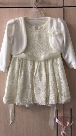 Сукня(платье) для дівчинки 1-2 роки