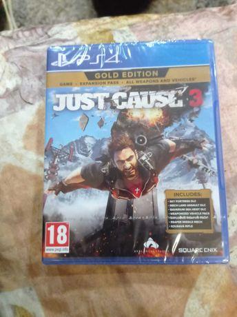 (PlayStation 4) Just Cause 3 Gold Edition (Novo)