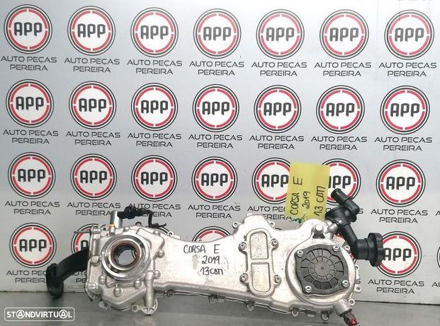 Tampa correntes de destruição completa Opel Corsa E 2019 1.3 CDTI motor B13DTC, (motor para peças)