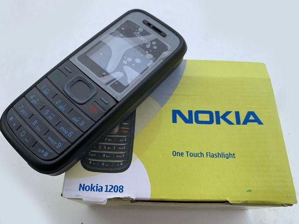 Nokia 1208 Gray | Абсолютно новый | Оригинал