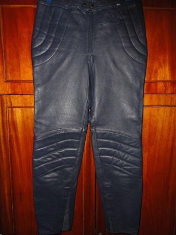 Эксклюзивные кожаные брюки штаны (Leather натуральная кожа)