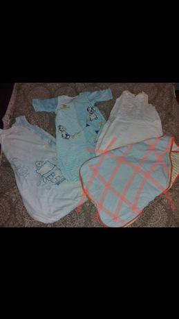 Ubrania dla chłopczyka rozmiar 68