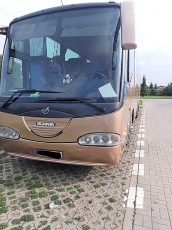 Scania Irizar 2001 rok