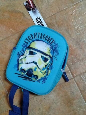 Plecak mały plecaczek STAR WARS nowy z metką 28x21x9.5cm