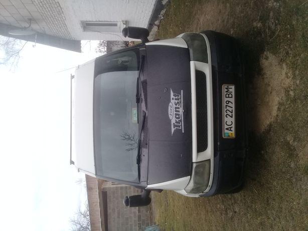 Ford Transit TDI 2.0