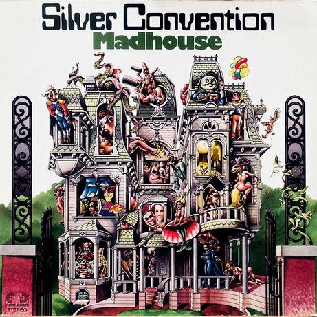 Silver Convention – Madhouse 1976 Germany виниловая пластинка альбом