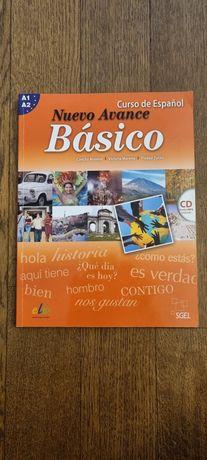 Nuevo Avance Basico, podręcznik do nauki hiszpańskiego