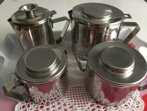 Serviço de Chá/ Café em Inox
