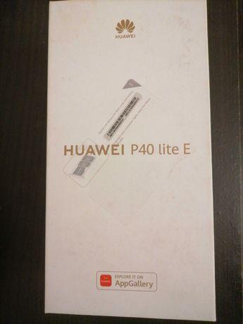 Nowy Huawei p40 lite E