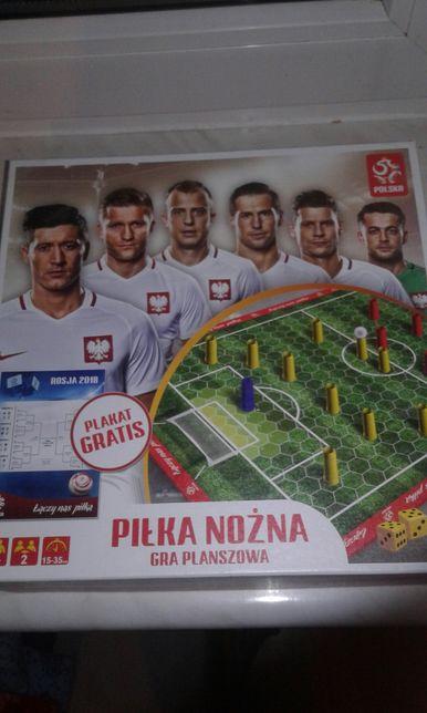 Gra planszowa piłka nożna Polska Trefl