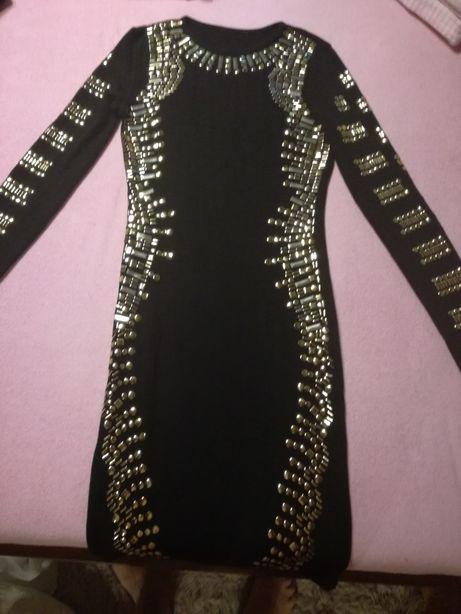sukienka dzianinowa rozmiar S