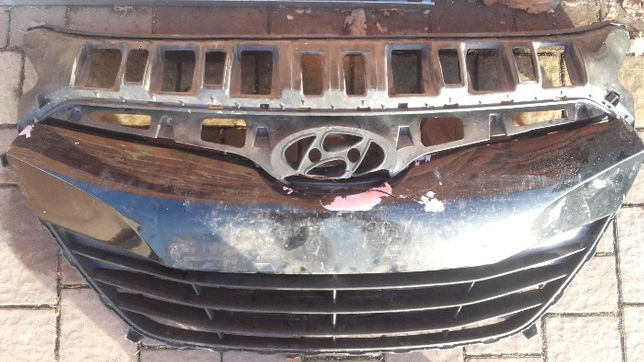 Atrapa grill zderzak Hyundai i30 II 2012
