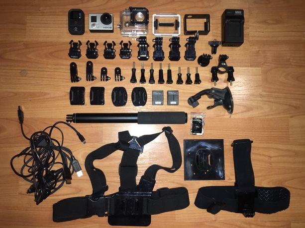 Kamera GoPro Hero 3 Black Edition - zestaw + karta 32GB