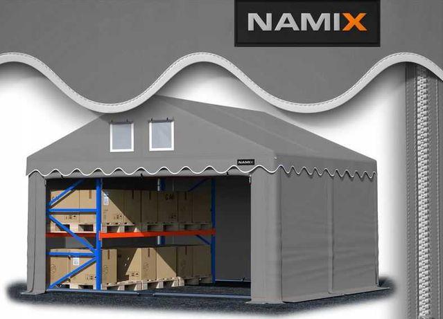 Namiot ROYAL 4x4 magazynowy handlowy garaż wzmocniony PVC 560g/m2