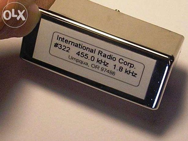 Filtro para Icom Inrad #322 1,8kHz (SSB) Radioamador