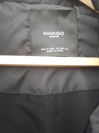 Casaco Mango azul