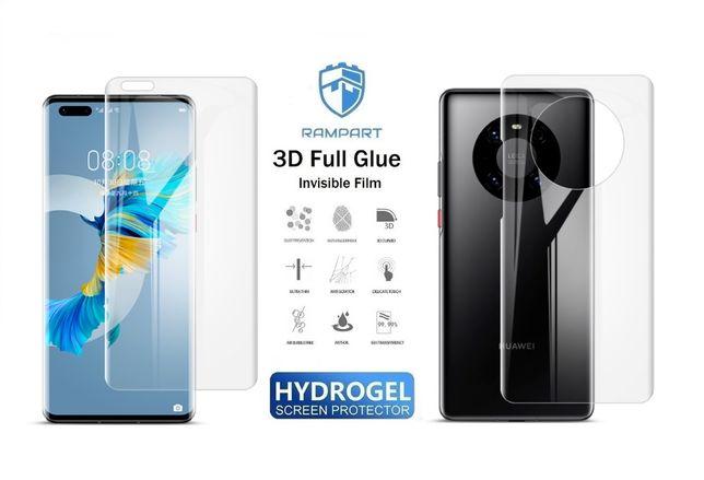 Гидрогель Huawei P40 P30 P20 P10 Mate 40 30 20 10 Pro Plus Lite E Y6p