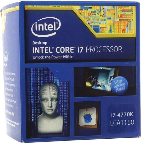 Мощный i7 4770k Процессор системник компьютер