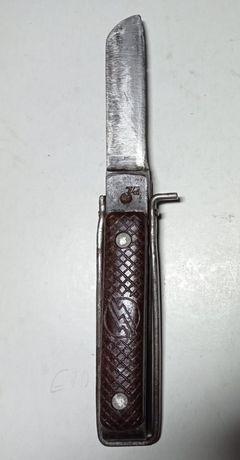 Ножик рамочный, нож электромонтажника
