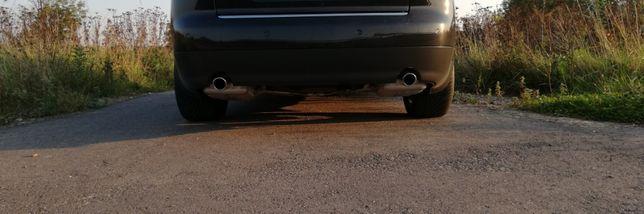 Zderzak Audi A4 B6 nakładka dolna zderzaka