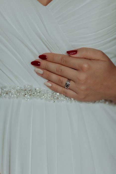 Sprzedam suknię ślubną Świba - image 1